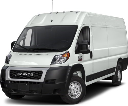 2019 RAM ProMaster 3500 Extended Cargo Van 159 WB_101