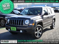 2016 Jeep Patriot High Altitude 4X4 | Leather, Sunroof