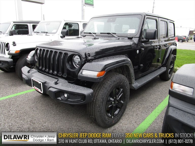2019 Wrangler Unlimited 88024 Ottawa