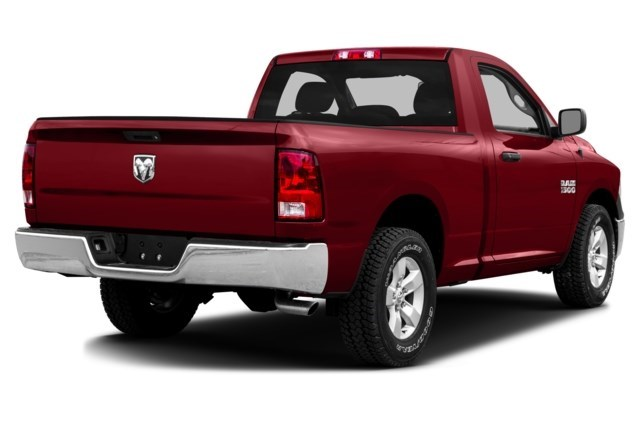 Ottawa's 2015 RAM 1500 New Model Overview and Selection