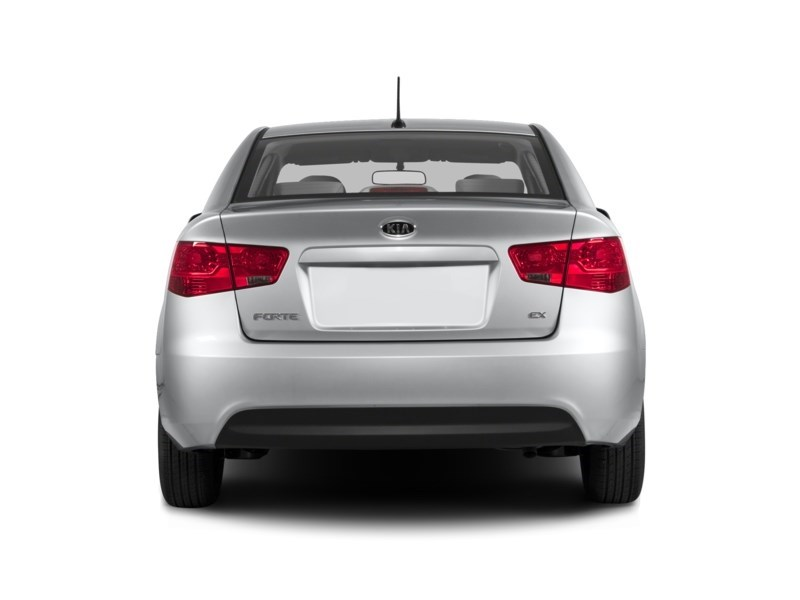 2013 Kia Forte SX | Leather, Sunroof, Remote Start Exterior Shot 8