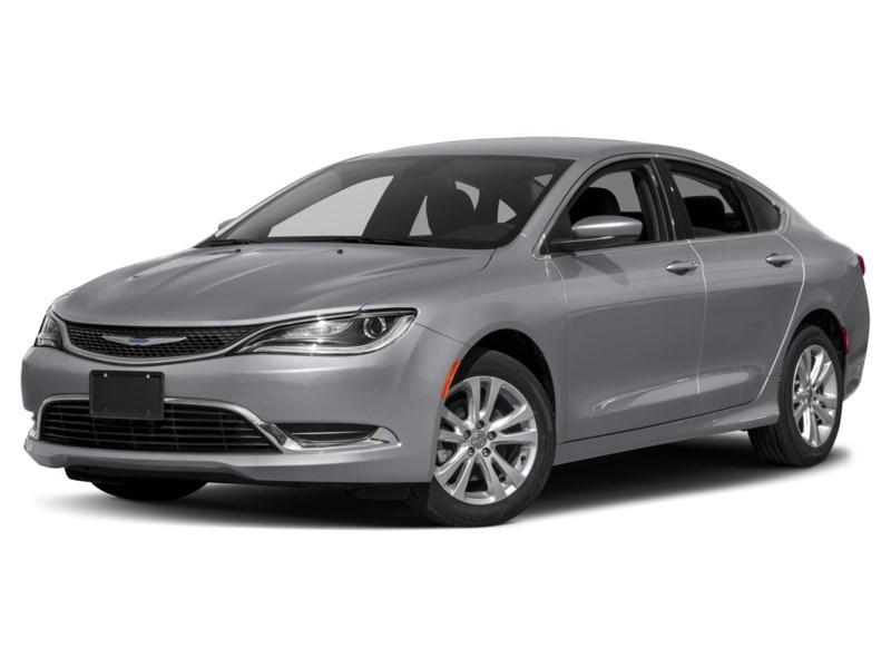 2016 Chrysler 200 Limited | Rear Camera, Heated Seats & Steering Exterior Shot 1