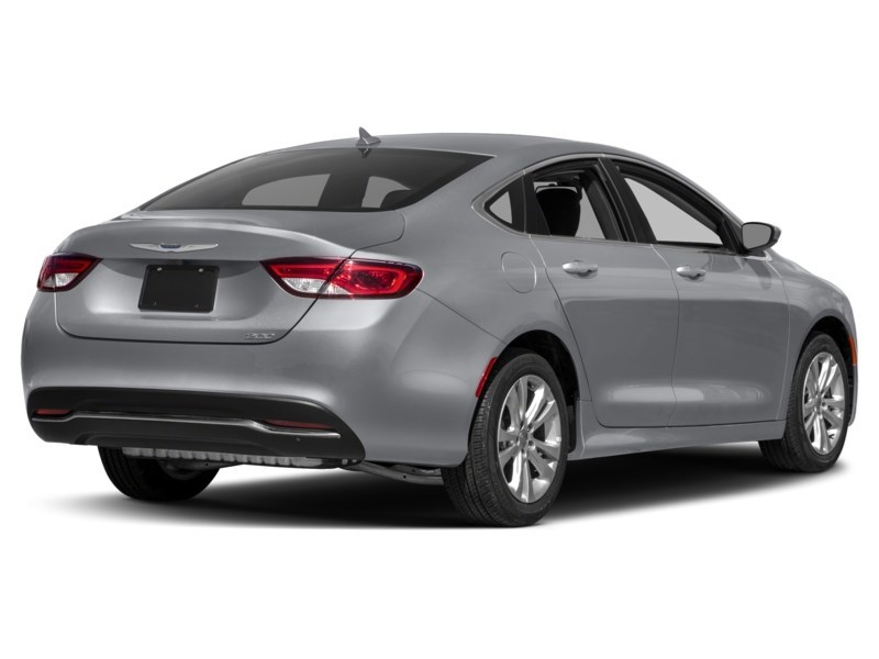 2016 Chrysler 200 Limited | Rear Camera, Heated Seats & Steering Exterior Shot 2