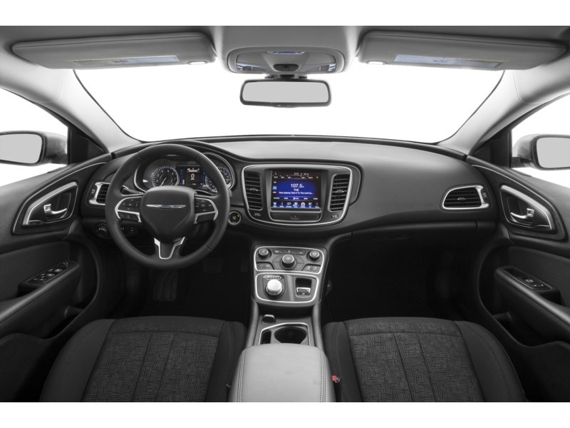 2016 Chrysler 200 Limited | Rear Camera, Heated Seats & Steering Interior Shot 6