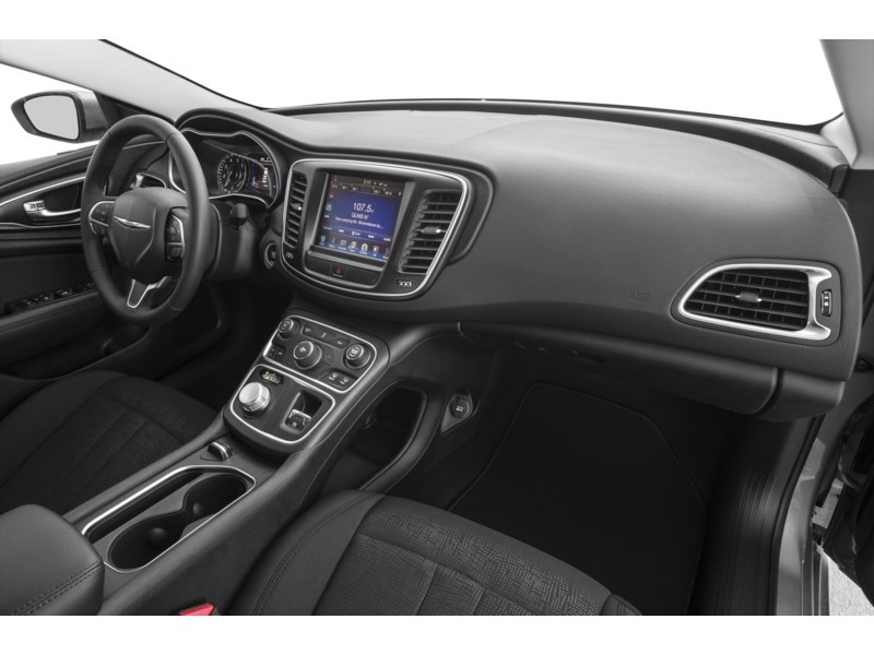2016 Chrysler 200 Limited | Rear Camera, Heated Seats & Steering Interior Shot 1