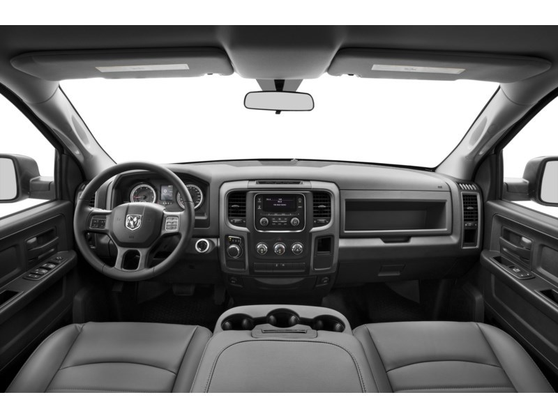2017 RAM 1500 SXT 4X4 Crew | Cruise, Alloy Wheels, Hitch Interior Shot 6