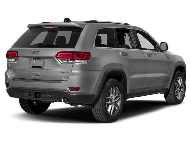 2021 Jeep Grand Cherokee Limited |Luxury II w/ Protech & Trailer Tow Pkg Exterior Shot 2