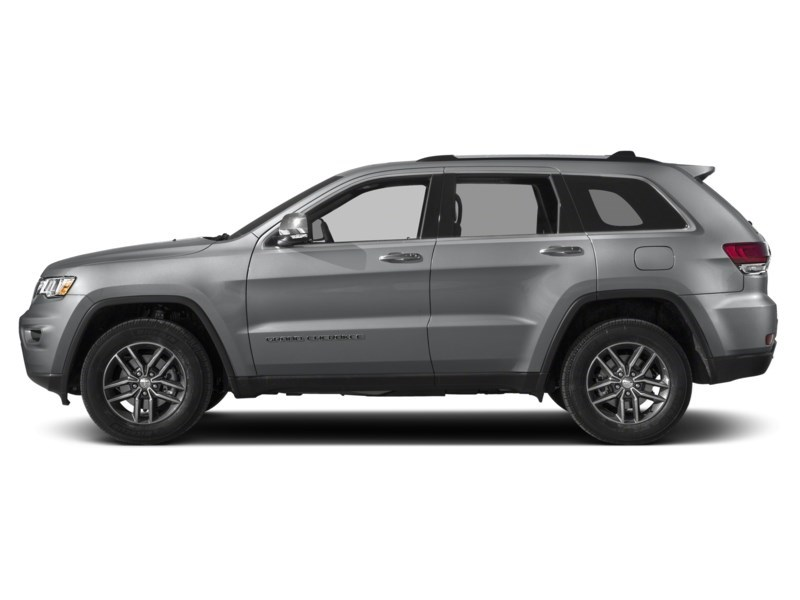 2021 Jeep Grand Cherokee Limited |Luxury II w/ Protech & Trailer Tow Pkg Exterior Shot 7