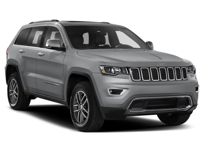 2021 Jeep Grand Cherokee Limited |Luxury II w/ Protech & Trailer Tow Pkg Exterior Shot 9