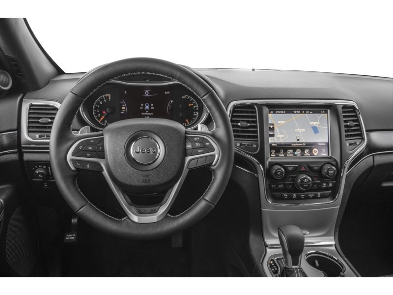 2021 Jeep Grand Cherokee Limited |Luxury II w/ Protech & Trailer Tow Pkg Interior Shot 3