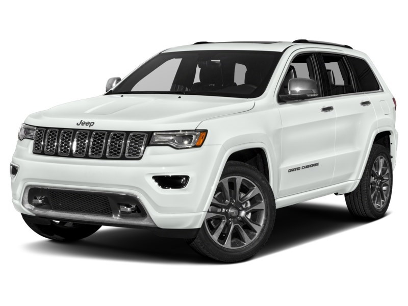 2018 Jeep Grand Cherokee Overland Exterior Shot 1