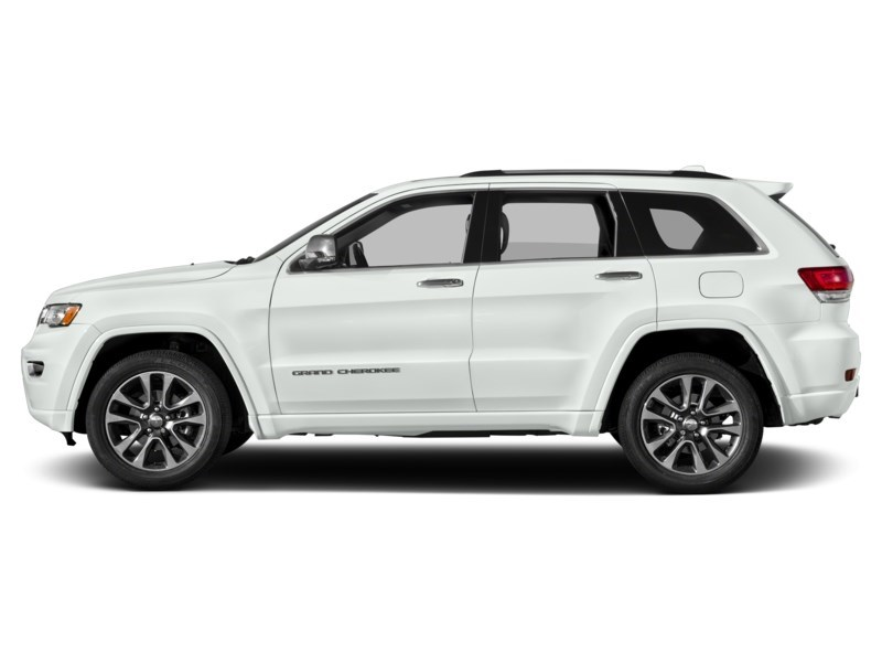 2018 Jeep Grand Cherokee Overland Exterior Shot 7