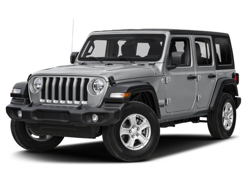 2019 Jeep Wrangler Unlimited Sahara w/ Leather, Nav, Dual Tops & Safety Exterior Shot 1