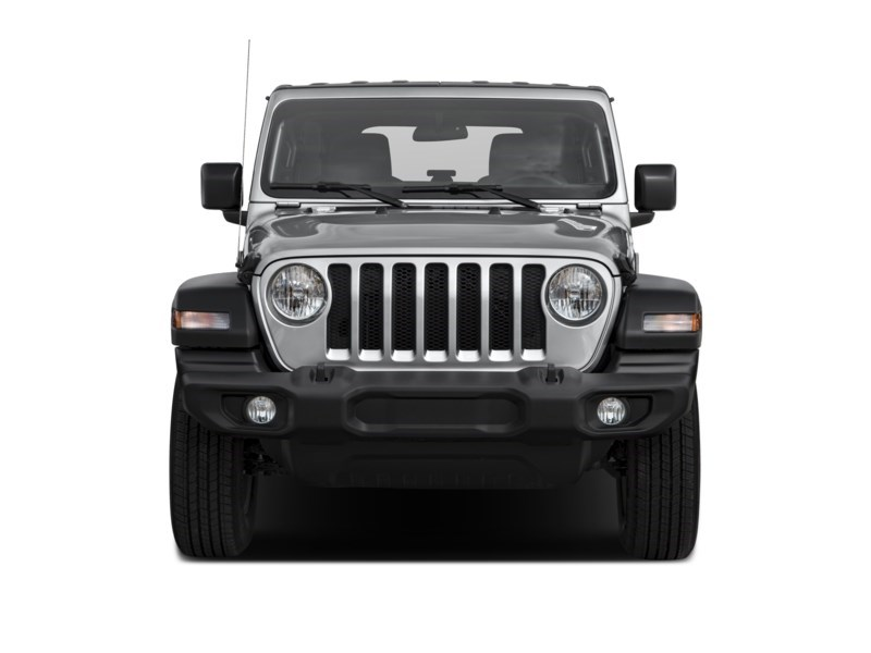 2019 Jeep Wrangler Unlimited Sahara w/ Leather, Nav, Dual Tops & Safety Exterior Shot 6