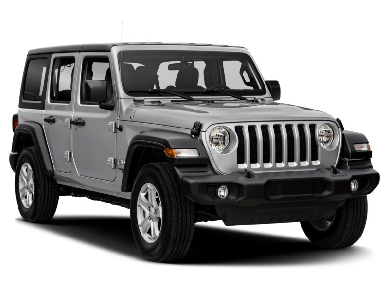 2020 Jeep Wrangler Unlimited Sport S 4X4 ***ONLY 185 BW FOR 60 MOS.*** Exterior Shot 9