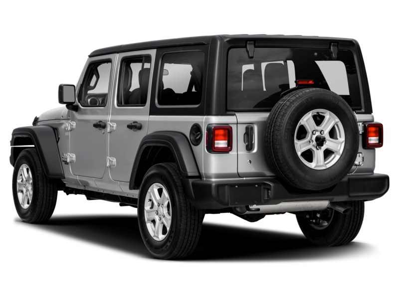 2020 Jeep Wrangler Unlimited Sport S 4X4 ***ONLY 185 BW FOR 60 MOS.*** Exterior Shot 10