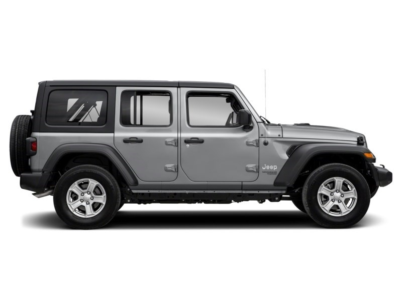 2020 Jeep Wrangler Unlimited Sport S 4X4 ***ONLY 185 BW FOR 60 MOS.*** Exterior Shot 11