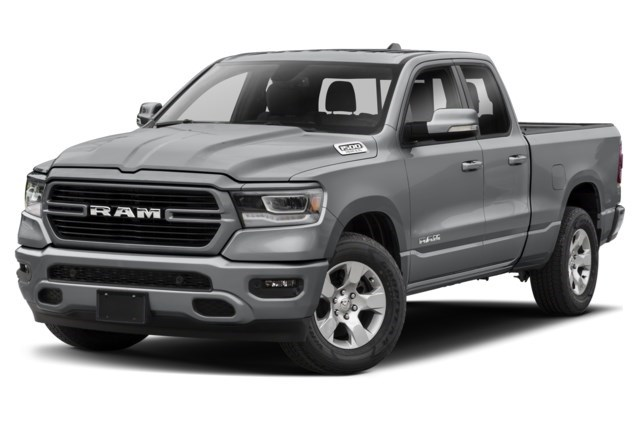 Ottawa's 2019 RAM 1500 New Model Overview and Selection