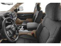 2020 RAM 1500 SPORT CREW CAB 4X4- Leather/ Pano Roof/ Sport Hood Interior Shot 4