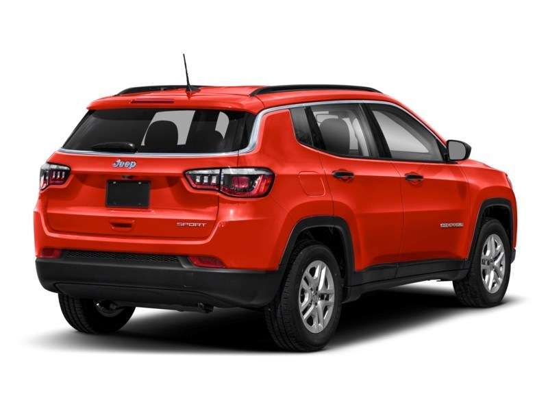 Ottawa's New 2020 Jeep Compass Sport in stock New vehicle ...