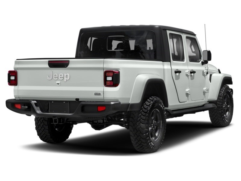 2020 Jeep Gladiator Rubicon Exterior Shot 2