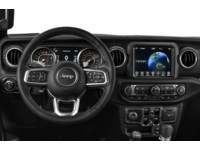 2020 Jeep Gladiator Rubicon Interior Shot 3