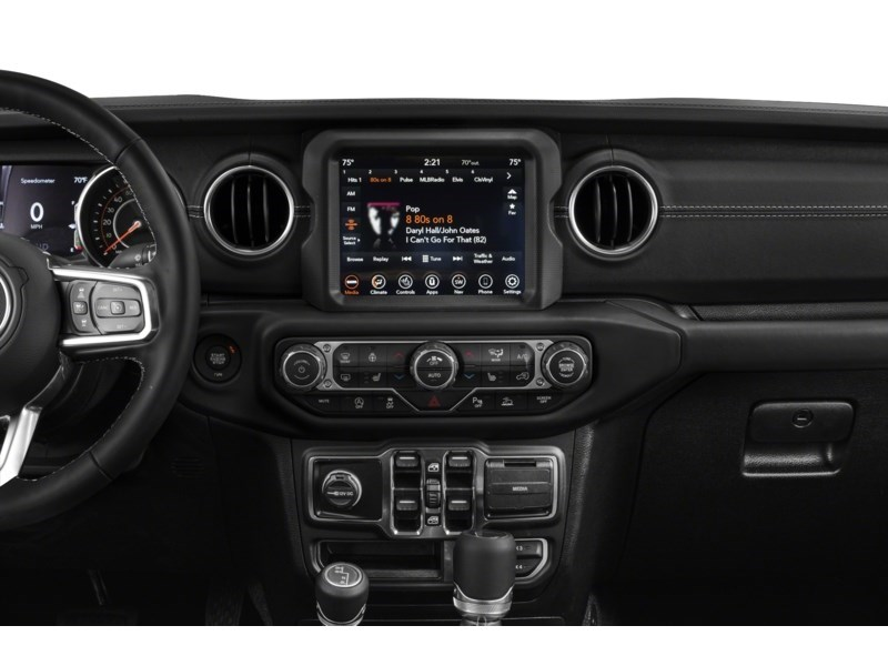 2020 Jeep Gladiator Rubicon Interior Shot 2
