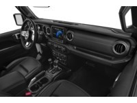 2020 Jeep Gladiator Rubicon Interior Shot 1