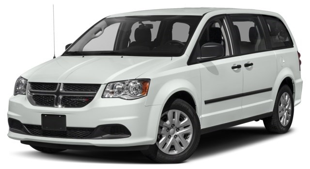 2018 Dodge Grand Caravan Bright White [White]