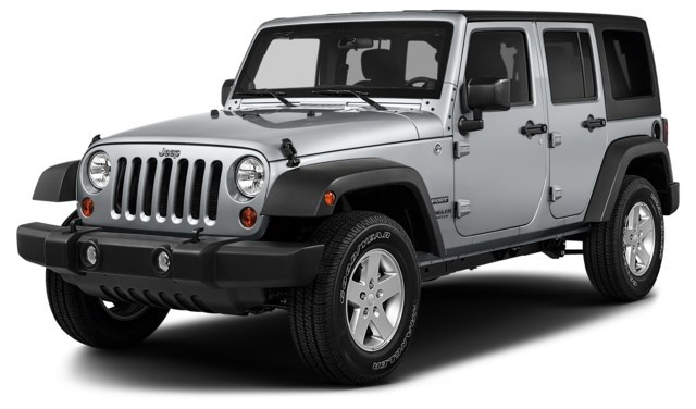 2018 Jeep Wrangler JK Unlimited Billet Metallic [Silver]