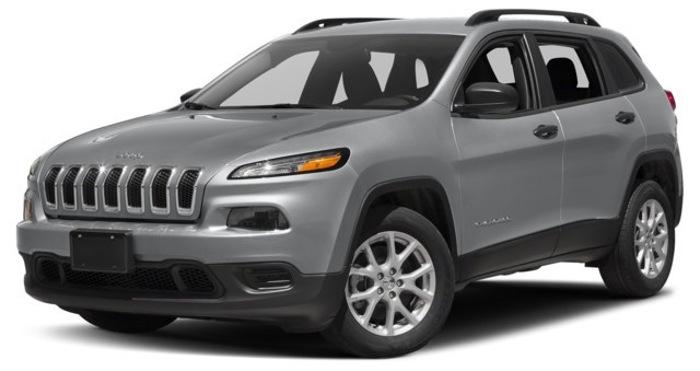 2018 Jeep Cherokee Billet Metallic [Silver]