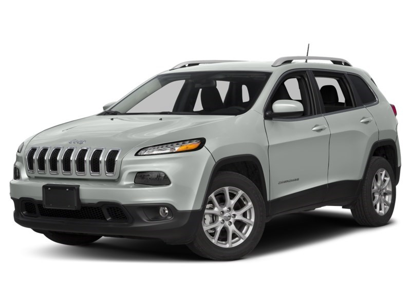 2017 Jeep Cherokee North 4X4 | Rear Cam, Rmt Start, Heated Seats Bright White  Shot 1