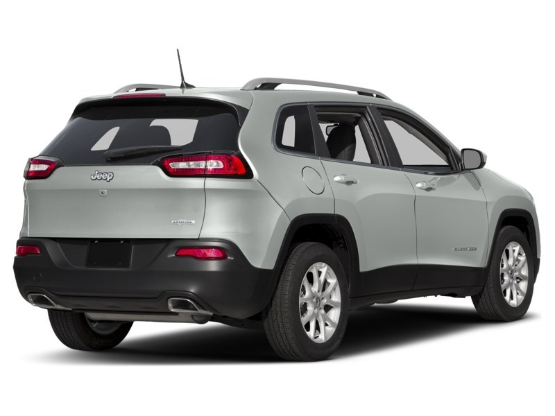 2014 Jeep Cherokee North | Heated Seats & Steering Wheel, Rear Camera Bright White Clearcoat  Shot 2