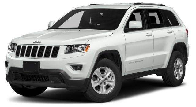 2016 Jeep Grand Cherokee Bright White