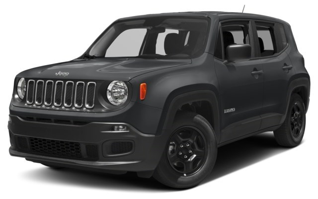 2018 Jeep Renegade Granite Crystal Metallic [Grey]