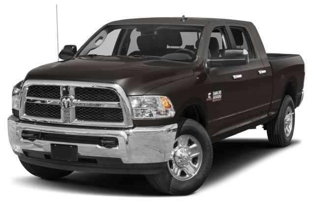 2018 RAM 2500 Granite Crystal Metallic [Grey]