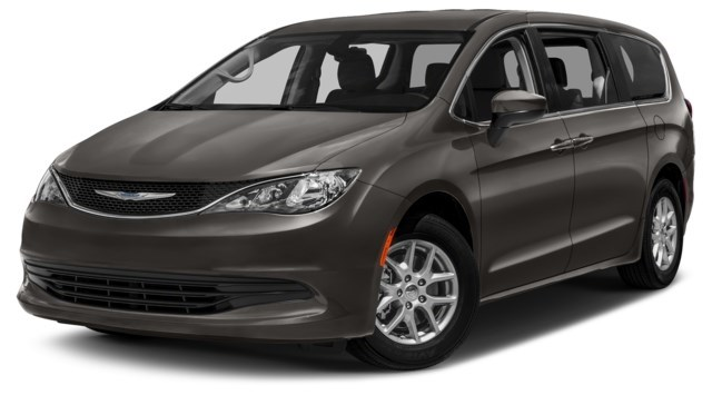 2020 Chrysler Pacifica Granite Crystal Metallic [Grey]
