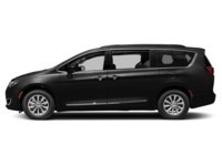 2017 Chrysler Pacifica Touring-L Plus w/ DVD, Navigation Brilliant Black Crystal Pearl  Shot 3