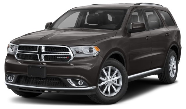 2019 Dodge Durango Granite Crystal Metallic [Grey]