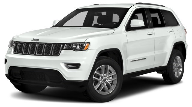 2020 Jeep Grand Cherokee Bright White [White]
