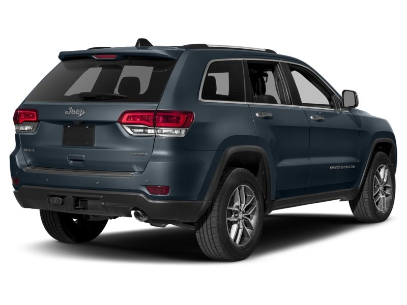 2021 Jeep Grand Cherokee Limited |Luxury II w/ Protech & Trailer Tow Pkg Slate Blue Pearl  Shot 2
