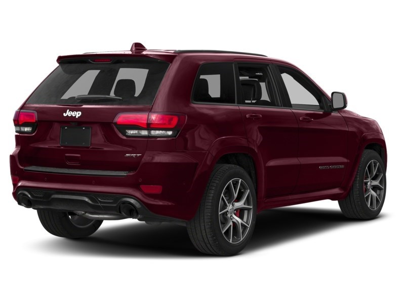 Ottawa S New 2018 Jeep Grand Cherokee Trackhawk In Stock New Vehicle Overview Dilawrichrysler 1c4rjfn96jc278917