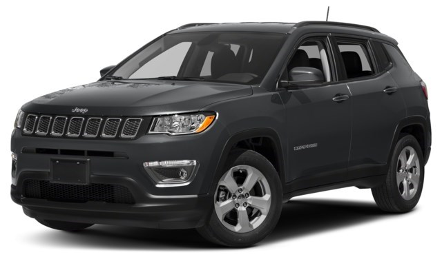 2019 Jeep Compass Granite Crystal Metallic [Grey]