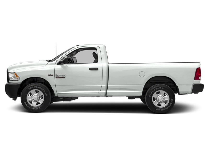 2018 RAM 2500 SLT Bright White  Shot 3
