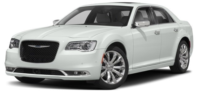 2019 Chrysler 300 Bright White [White]