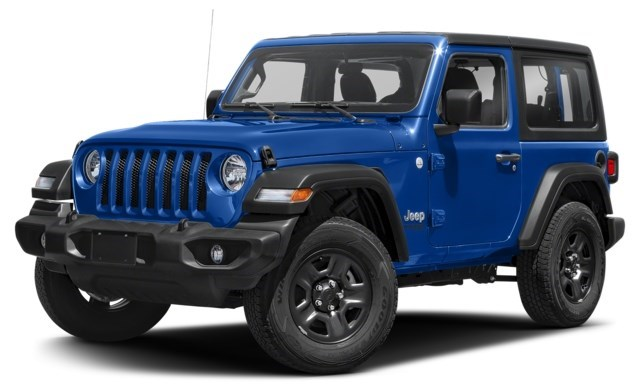 2019 Jeep Wrangler Ocean Blue Metallic [Blue]