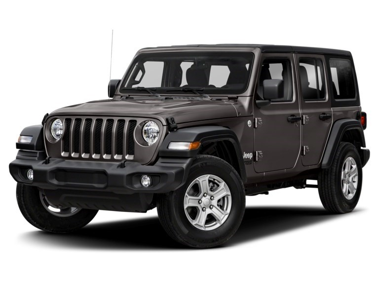 2020 Wrangler Unlimited 89317 Ottawa