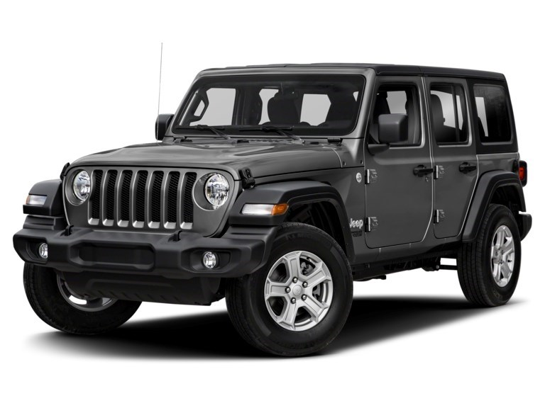2020 Wrangler Unlimited 90260 Ottawa