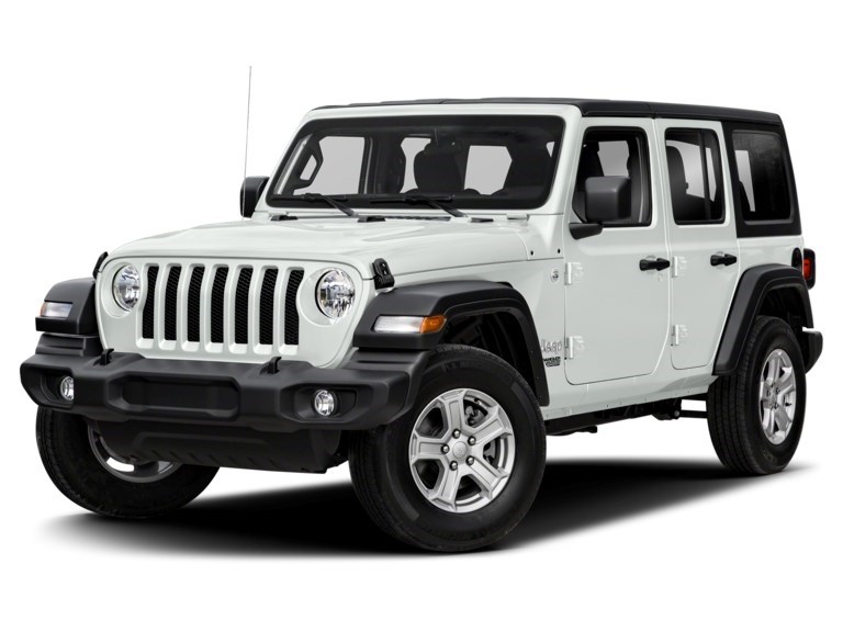 2020 Wrangler Unlimited 89221 Ottawa