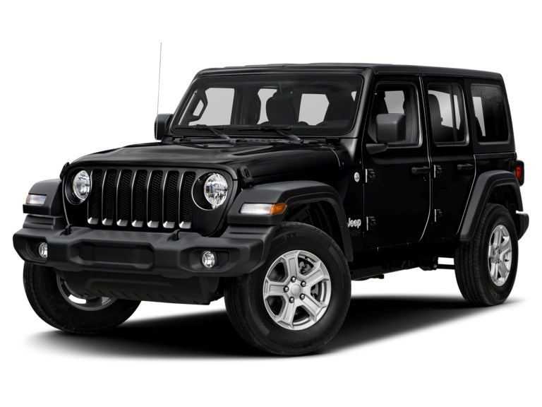 2020 Wrangler Unlimited 89219 Ottawa